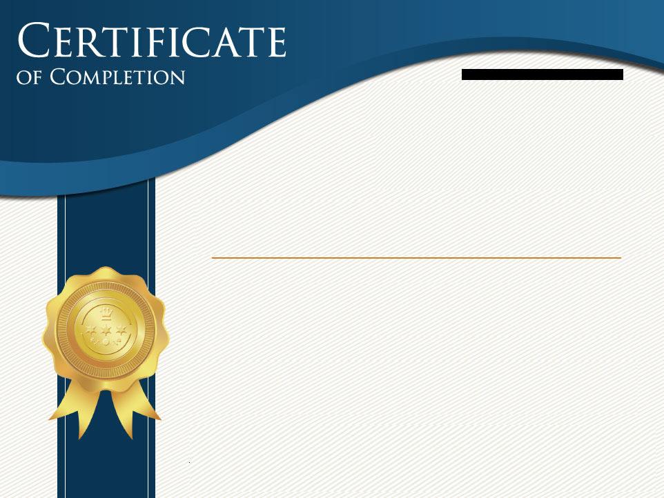Course-Certificate